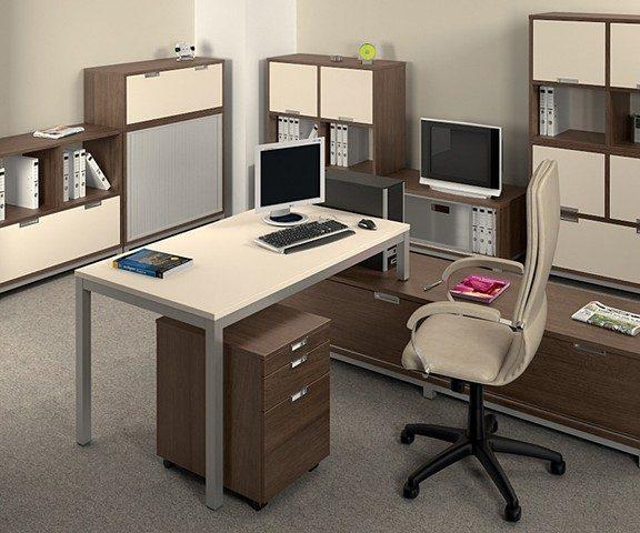 Обязательный комплект офисной мебель для каждого сотрудника