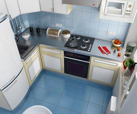 Чем удобна компактная кухонная мебель