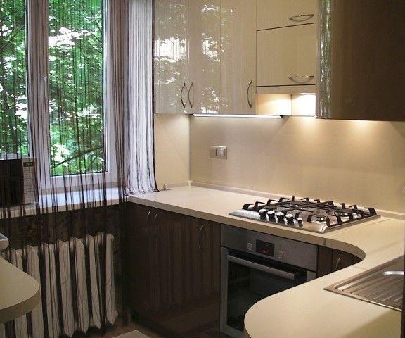 Какой должна быть итальянская кухонная мебель в маленькой квартире
