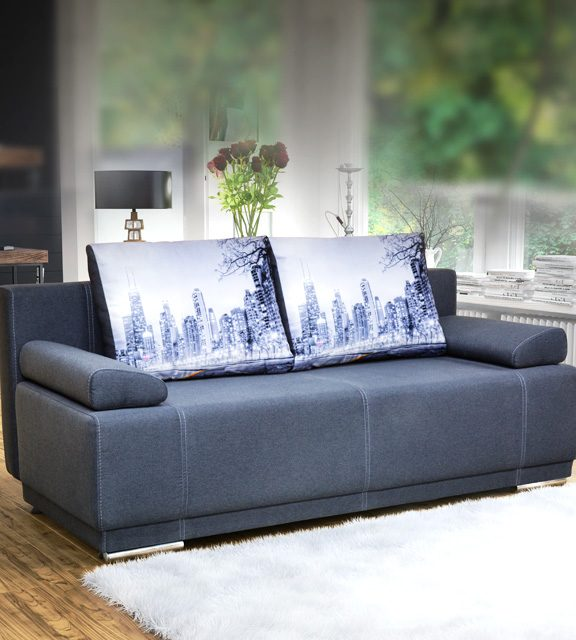 Почему прямые диваны стали любимым местом отдыха в гостиной