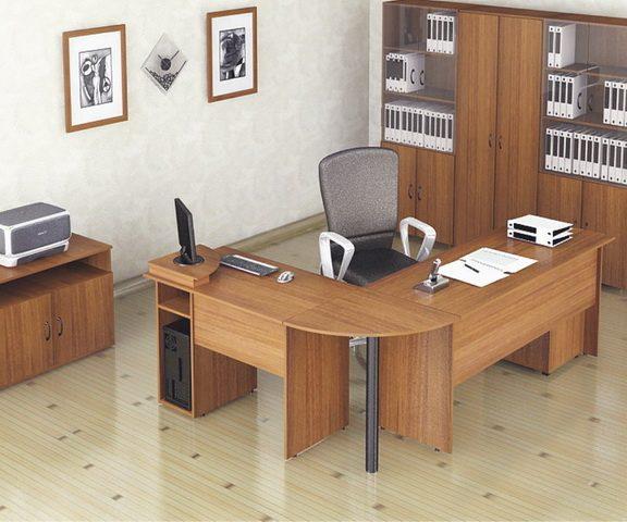 Какая офисная мебель должна быть в кабинете менеджера